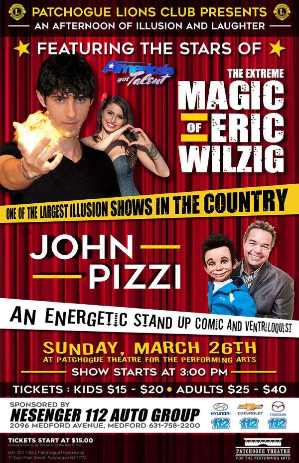 The Extreme Magic of Eric Wilzig
