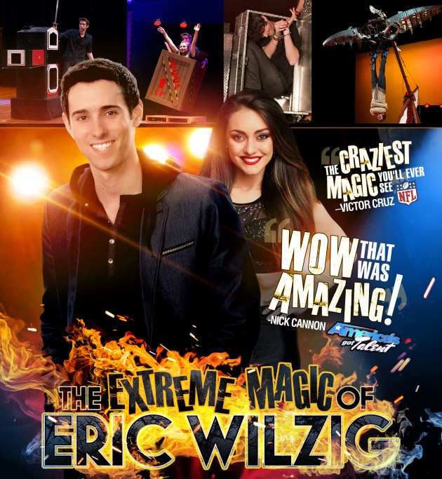 The Extreme Magic of Eric Wilzig