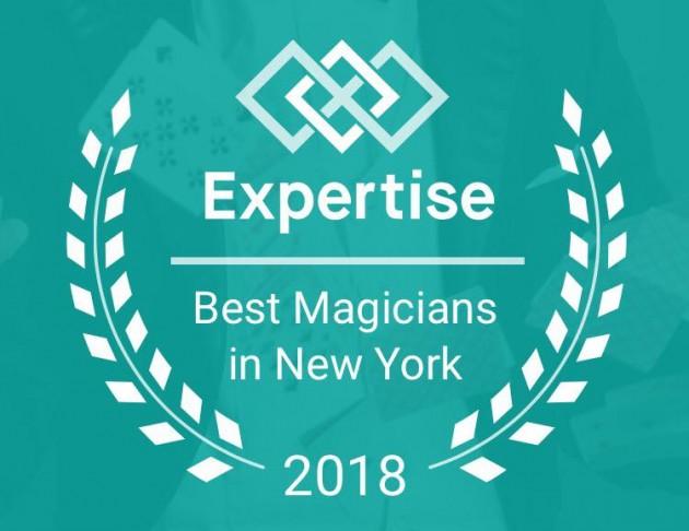 Best Magician 2018