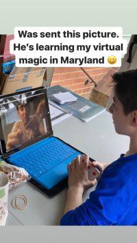 Eric Wilzig Virtual Magic