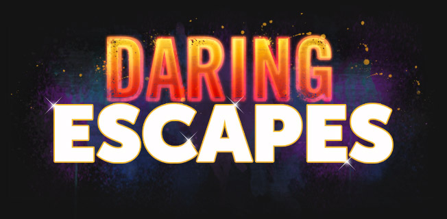 daring escapes Eric Wilzig magic show magician illusionist