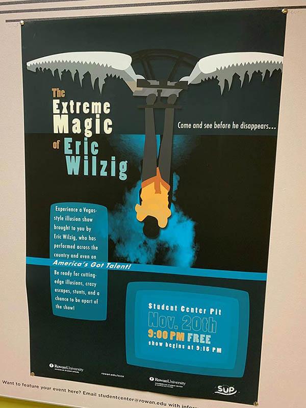 Extreme Magic College