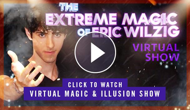 Eric Wilzig Up Close Magic