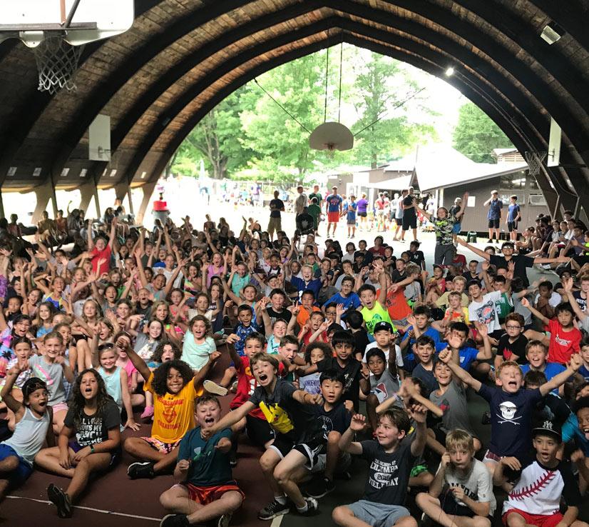 summer camp best show Eric wilzig kids teens staff magician