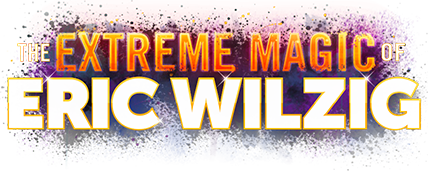 The Extreme Magic Of Eric Wilzig Logo