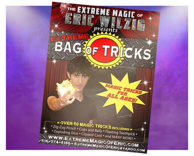 Extreme Bag of Tricks
