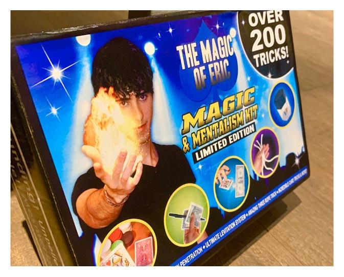Extreme Magic and Mentalism Kit